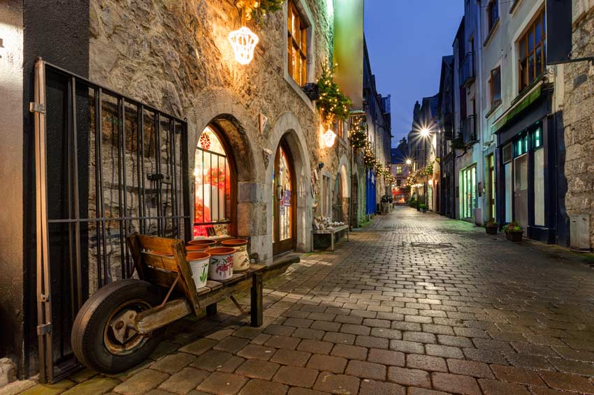 Into the West, Why You Should be Living in Galway